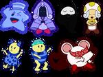Super Mario Collaboration entries