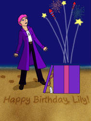Happy Birthday, Lily