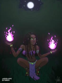Iris, Protector of the Jungle