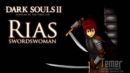 Rias Swordswoman