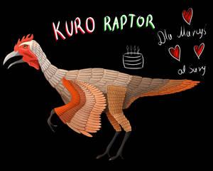 Kuro-raptor dla Marcys