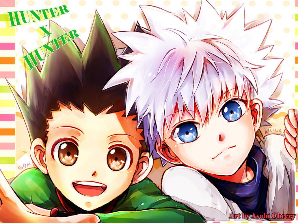 Image Result For Killua Manga Wallpaper
