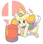 Isabelle In Smash