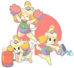 Isabelle move set