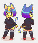 Ankha ( Casual Outfit)