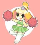 Cheerleader Isabelle