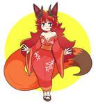 Character design : Kitsune