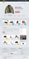 Shopping eCommerce Theme by sunilbjoshi