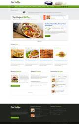Food Recipe Theme by sunilbjoshi
