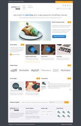 Priceless Wordpress Theme by sunilbjoshi