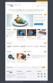 Priceless Wordpress Theme