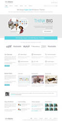 Minimalen Wordpress Theme