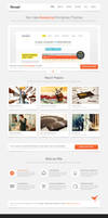 Concept Portfolio / Business Wordpress Theme