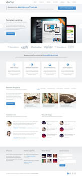BusiProf Wordpress Theme