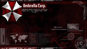 -Umbrella Activation Screen-
