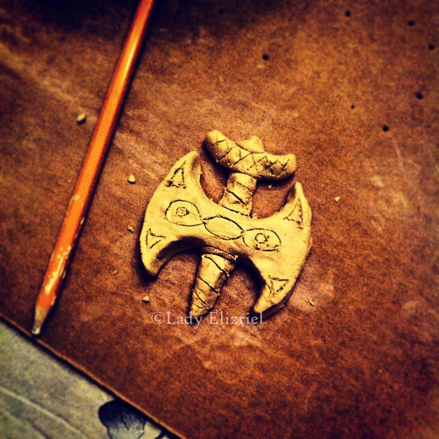 Amulet Of Talos amulet of talos - skyrim cosplay jewelrylady-elizriel on