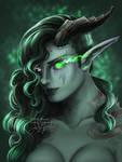 World of Warcraft Commission: Lyanelle