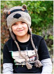 racoon hat