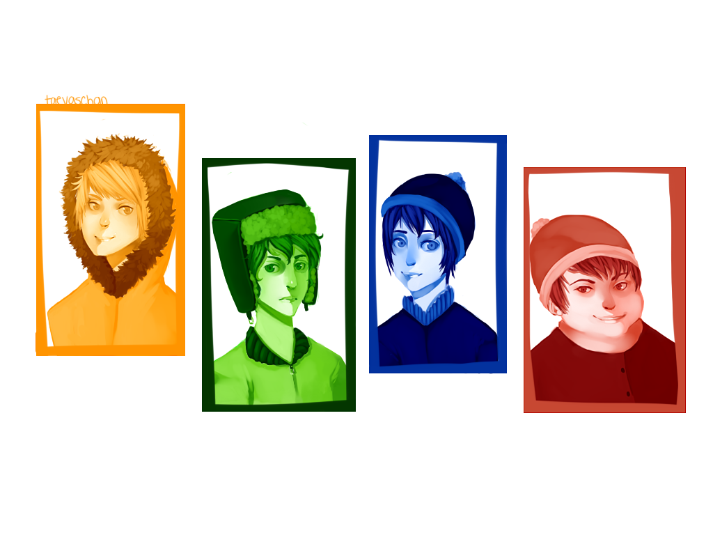 south park wallpaper by taevaschan ...