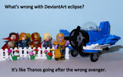 2021-0821-001 That's the wrong avenger by czoo
