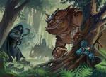 Monsterwood: The Hunt