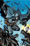Batman Victorian vs Werewolves