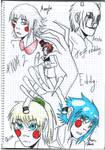 FNAF 2 Sketch