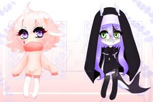 ADOPT (open) cute girls