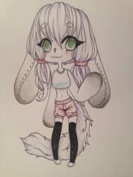 ADOPT (open) Bunny