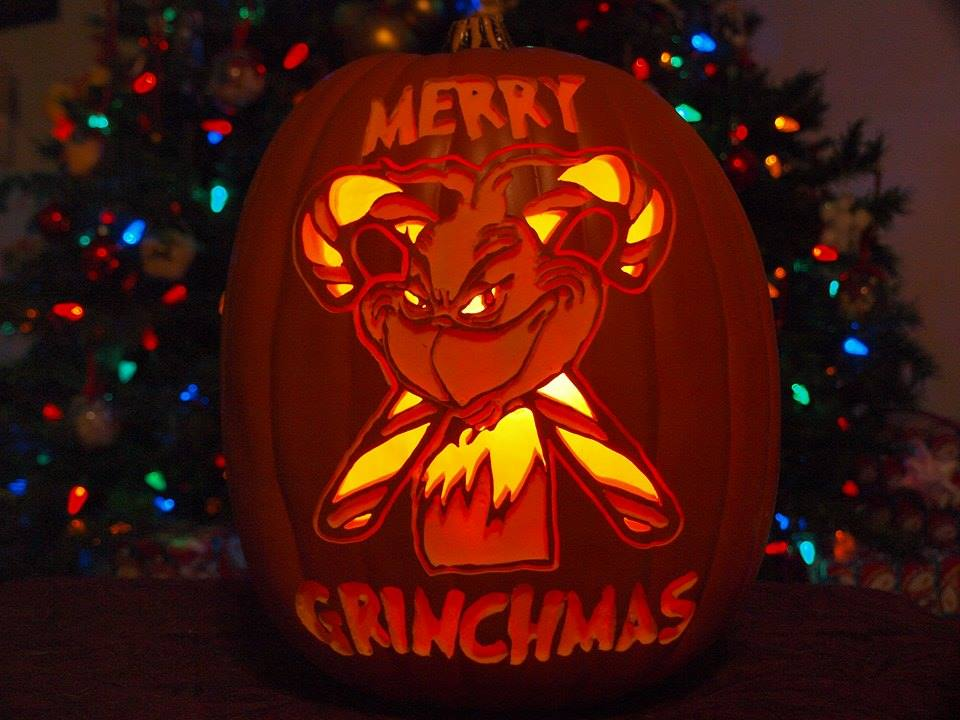 Merry Grinchmas by St0ney