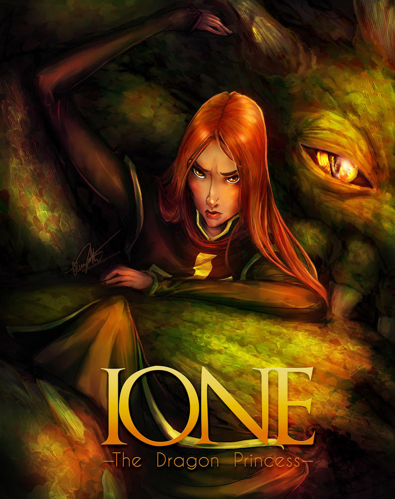 ione by Alyvia-Write