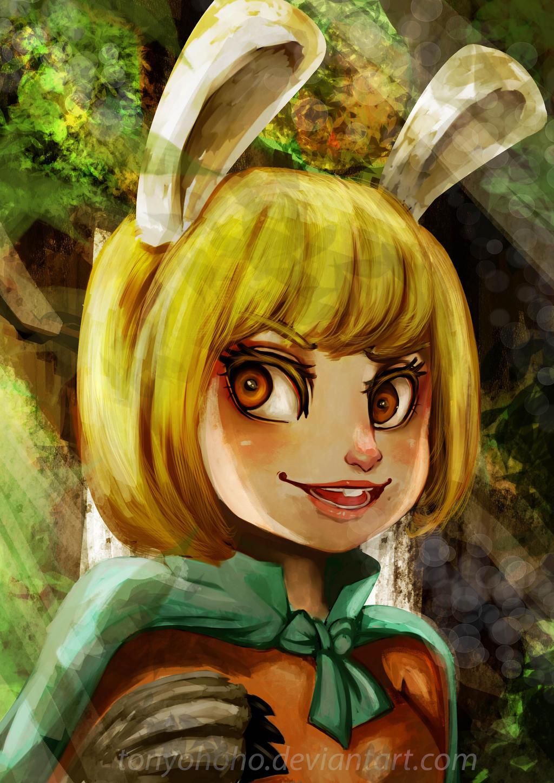 Sehr Fanart] Carrot (One Piece) by tonyohoho on DeviantArt ZT01
