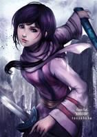Kyou Kai or Qiang Lei