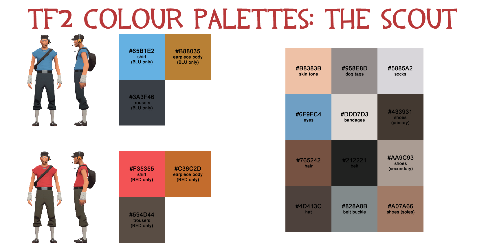 team fortress 2 palette   the scout by haus42 on deviantart