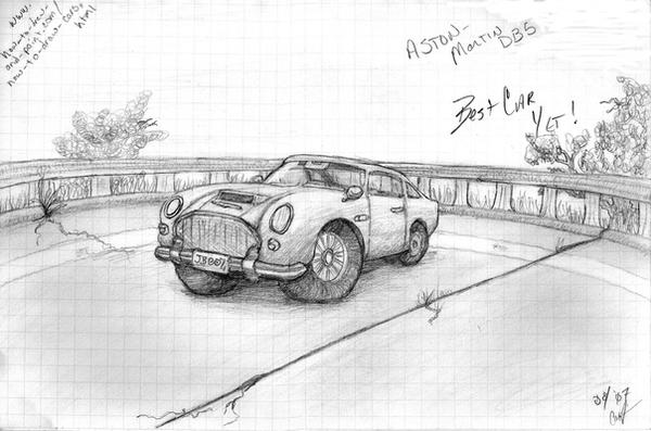 Aston Martin by The-DCG