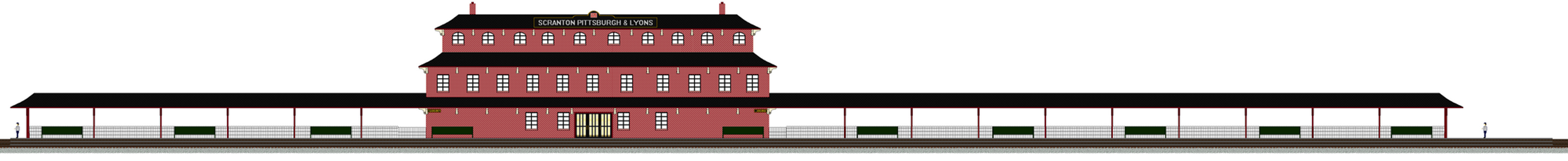 SPL Williamsport station by Andrewk4