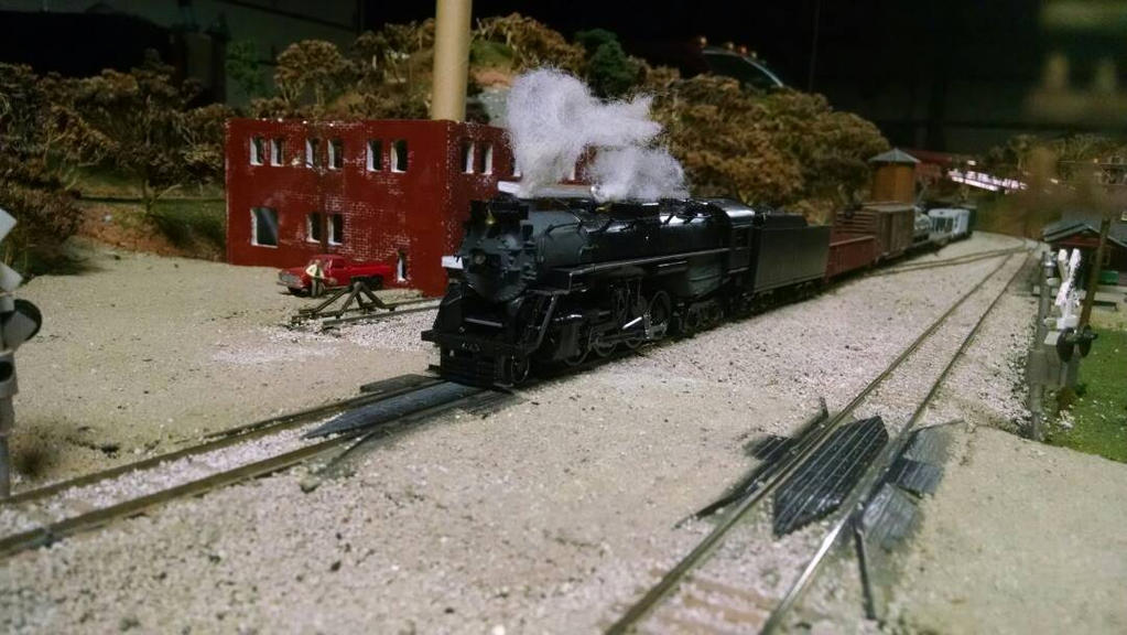 Fast Fright with the Nickel Plate by Andrewk4