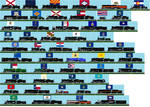 50 state locomotives