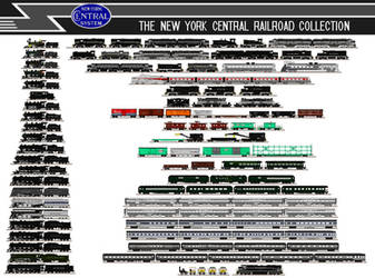 New York Central Collection by Andrewk4