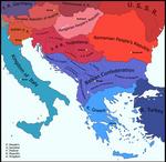 alternate WWII balkans