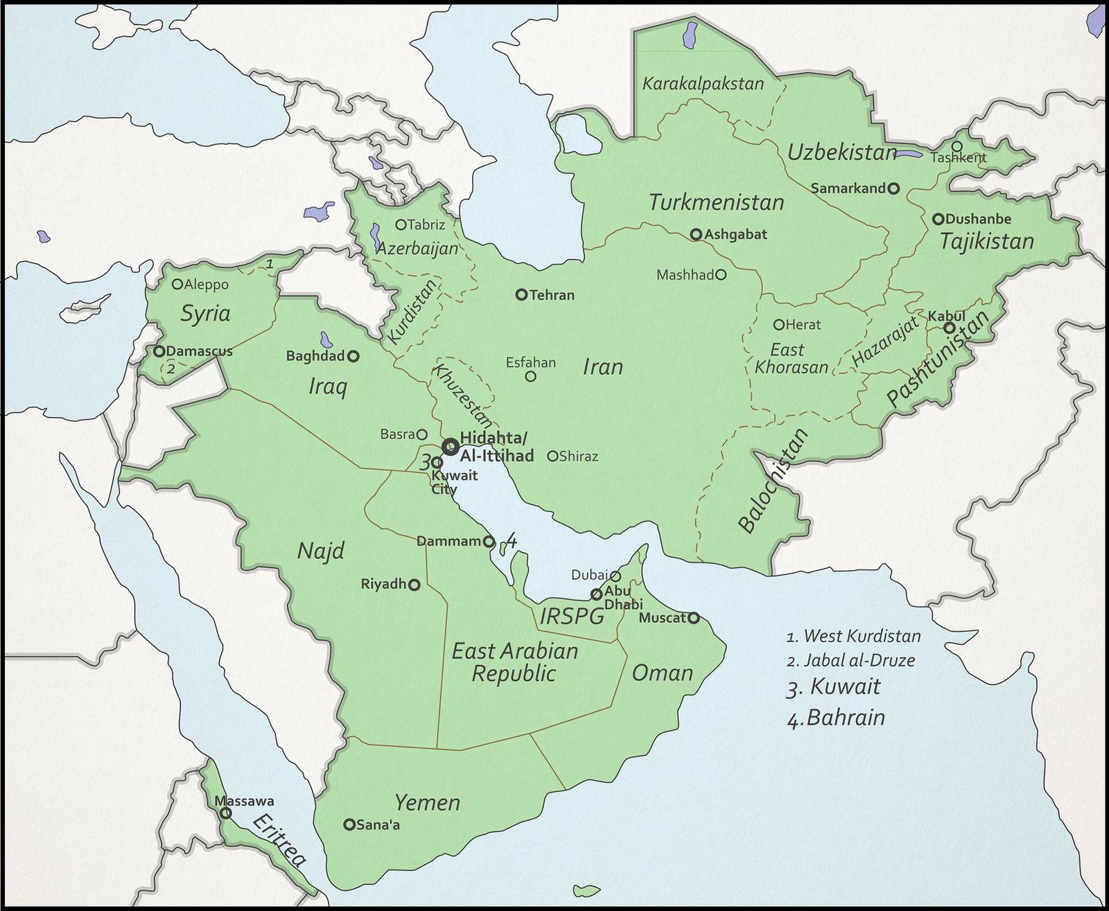 Union of Islamic Republics