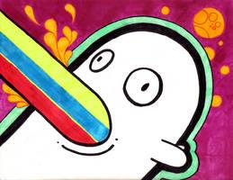 Spektral Vomiting II by Sabu-Kudo