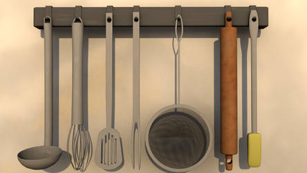 Cookware by timokkers