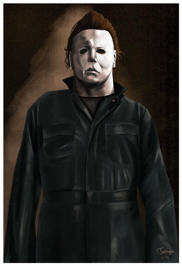 Halloween Michael Myers 1978 Fan Art Tony Santiago by tsantiago on ...