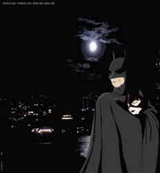Holdme Thrillme Kissme Killme by GothamCity