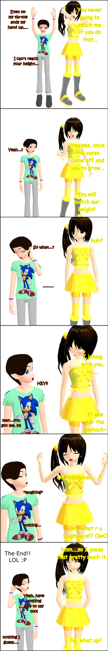 MMD-All a Joke by ACT2KagamineRin