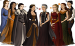 ASOIAF: The Great Houses