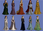 Classic Fairy Tale Heroins
