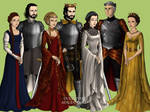 Game of Thrones the First Generation