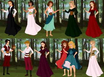 Shakespeare Ladies